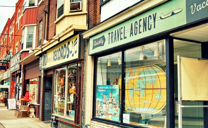 The Travel Agency of Tomorrow