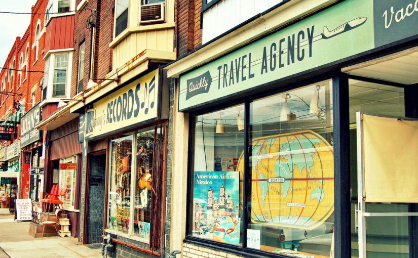 The Travel Agency of Tomorrow